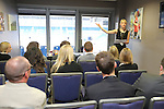 Sport Wales Conference 2013<br /> Cardiff City Stadium<br /> 17.06.13<br /> &copy;Steve Pope