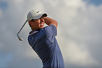 Rory McIlroy (NIR) watches his tee shot on 14 during round 4 of the Arnold Palmer Invitational at Bay Hill Golf Club, Bay Hill, Florida. 3/10/2019.<br /> Picture: Golffile | Ken Murray<br /> <br /> <br /> All photo usage must carry mandatory copyright credit (© Golffile | Ken Murray)