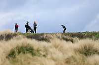 Shane McDermott (Co Cavan) during the 3rd round of matchplay at the 2018 West of Ireland, in Co Sligo Golf Club, Rosses Point, Sligo, Co Sligo, Ireland. 02/04/2018.<br /> Picture: Golffile | Fran Caffrey<br /> <br /> <br /> All photo usage must carry mandatory copyright credit (&copy; Golffile | Fran Caffrey)