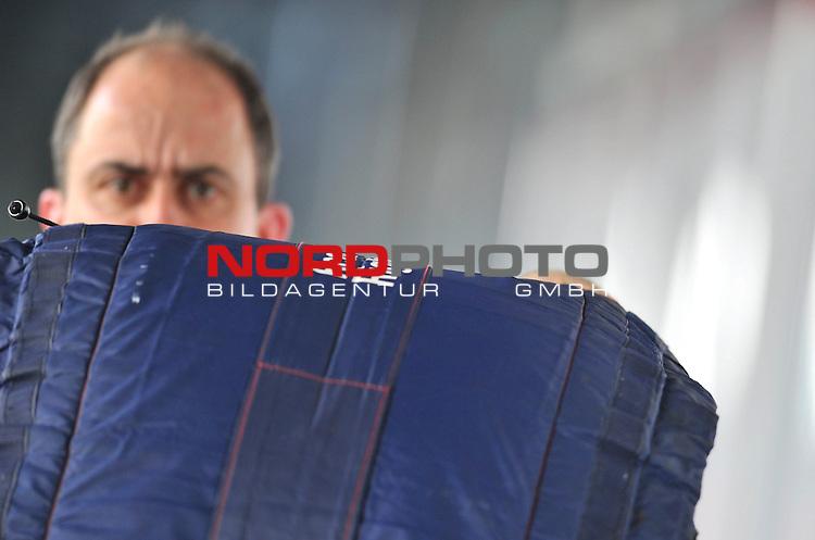 25.-27-10-2013, Jaypee-Circuit, Noida, IND, F1, Grosser Preis von Indien, Noida, im Bild Sauber F1 Team <br />  Foto &copy; nph / Mathis