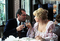 Terms of Endearment (1983) <br /> Shirley MacLaine &amp; Jack Nicholson<br /> *Filmstill - Editorial Use Only*<br /> CAP/MFS<br /> Image supplied by Capital Pictures