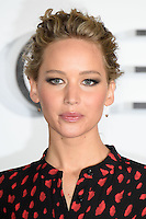 LONDON, UK. December 1, 2016: Jennifer Lawrence at the &quot;Passengers&quot; photocall at Claridges Hotel, London.<br /> Picture: Steve Vas/Featureflash/SilverHub 0208 004 5359/ 07711 972644 Editors@silverhubmedia.com