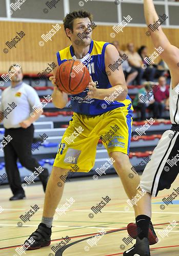 2010-08-28 / Basketbal / seizoen 2010-2011 / BBC Turuka / Thierry Van de Voorde..Foto: Mpics