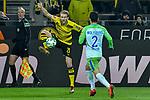 14.01.2018, Signal Iduna Park, Dortmund, GER, 1.FBL, Borussia Dortmund vs VfL Wolfsburg, im Bild <br /> <br /> <br /> Foto &copy; nordphoto / Mauelshagen