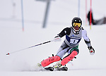 FRANCONIA, NH - MARCH 10: Brian McLaughlin of Dartmouth participates in the men's Slalom at the Division I Men's and Women's NCAA Skiing Championships held at Jackson Ski Touring on March 10, 2017 in Jackson, New Hampshire. (Photo by Gil Talbot/NCAA Photos via Getty Images)