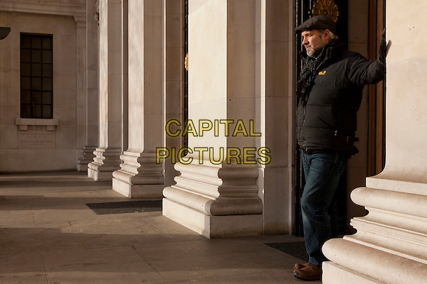 Director Sam Mendes .on the set of  Skyfall (2012) .James Bond 007.*Filmstill - Editorial Use Only*.CAP/NFS.Supplied by Capital Pictures.