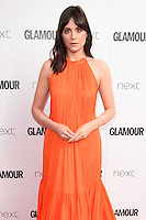 Lilah Parsons<br /> arrives for the Glamour Women of the Year Awards 2016, Berkley Square, London.<br /> <br /> <br /> &copy;Ash Knotek  D3130  07/06/2016