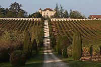 Europe/Europe/France/Midi-Pyrénées/46/Lot/Floressas: Château de Chambert et son vignoble AOC Cahors