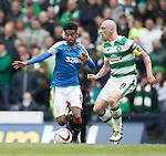 Gedion Zelalem and Scott Brown