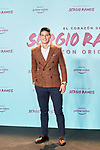 James Rodriguez in the world preview of EL CORAZÓN DE SERGIO RAMOS, documentary series about the life of the captain of Real Madrid and the Spanish Soccer Team, at the Reina Sofía Museum on September 10, 2019 in Madrid, Spain.<br />  (ALTERPHOTOS/Yurena Paniagua)