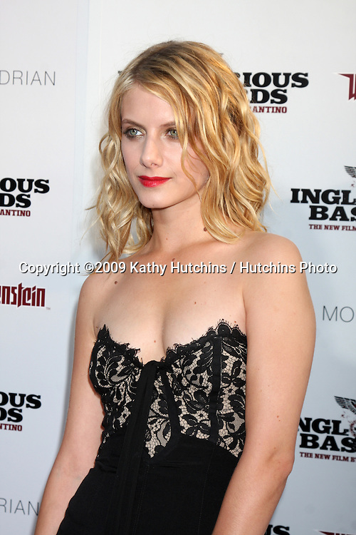 Mélanie Laurent arriving  at the Los Angeles Premiere of Inglourious Basterds at Grauman's Chinese Theater in Los Angeles, CA  on August 10,  2009 .©2009 Kathy Hutchins / Hutchins Photo.