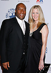 BEVERLY HILLS, CA. - October 25: Producer Byron Allen (L) and his wife Jennifer Lucas arrive at The 30th Anniversary Carousel Of Hope Ball at The Beverly Hilton Hotel on October 25, 2008 in Beverly Hills, California.