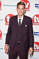 LONDON, UK. September 10, 2018: Sam Homewood at the TV Choice Awards 2018 at the Dorchester Hotel, London.<br /> Picture: Steve Vas/Featureflash