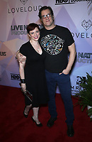 08 March 2018 - Las Vegas, NV -  Don Argott, Sheena Joyce. Special VIP screening of HBO Documentary film BELIEVER at KA Theatre at MGM Grand.    <br /> CAP/ADM/MJT<br /> &copy; MJT/ADM/Capital Pictures