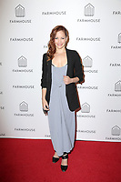 LOS ANGELES - FEB 15:  Amy Paffrath at the Grand Opening of FARMHOUSE at the FARMHOUSE, Beverly Center on February 15, 2018 in Los Angeles, CA