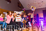 Large support at the Ardfert NS Strictly Come Dancing in the Ballyroe Heights Hotel on Saturday night