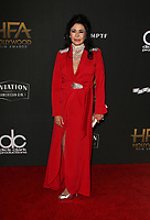 BEVERLY HILLS, CA - NOVEMBER 5: Mar&iacute;a Conchita Alonso, at The 21st Annual Hollywood Film Awards at the The Beverly Hilton Hotel in Beverly Hills, California on November 5, 2017. <br /> CAP/MPI/FS<br /> &copy;FS/MPI/Capital Pictures