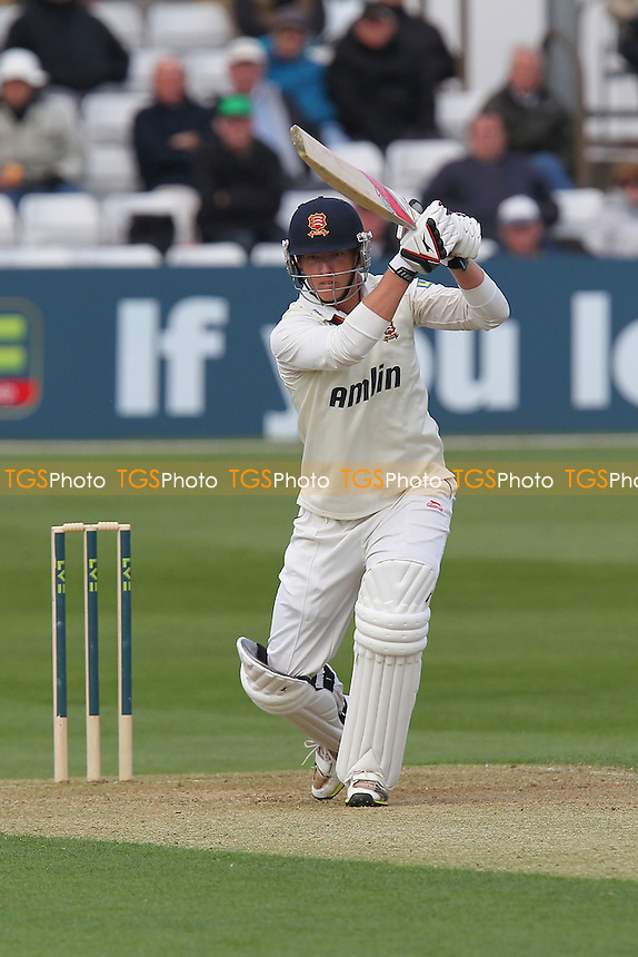 Tom Westley in batting action for Essex - Essex CCC vs Hampshire CCC - LV County Championship Division Two Cricket at the Essex County Ground, Chelmsford - 29/04/13 - MANDATORY CREDIT: Gavin Ellis/TGSPHOTO - Self billing applies where appropriate - 0845 094 6026 - contact@tgsphoto.co.uk - NO UNPAID USE.