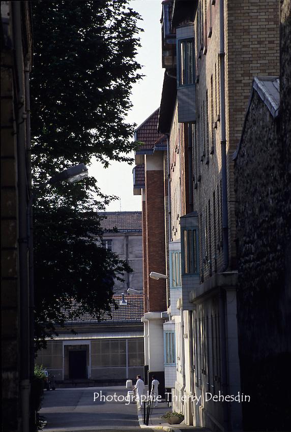 1989-1994; Issy Les Moulineaux; Corentin Celton - Les Varennes