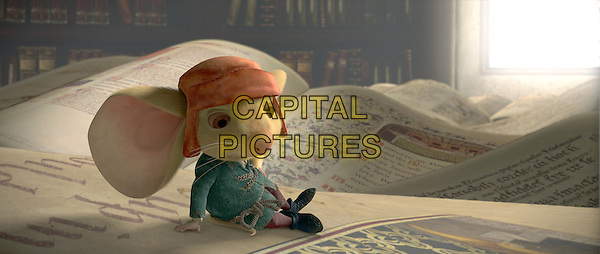 Noble mouse Despereaux (voiced by MATTHEW BRODERICK) devours tales of knights and princesses.in The Tale of Despereaux.*Filmstill - Editorial Use Only*.CAP/FB.Supplied by Capital Pictures.