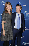 BEVERLY HILLS, CA- OCTOBER 30: Actors Laura Dern and Sam Trammell arrive at the Oceana Partners Award Gala With Former Secretary Of State Hillary Rodham Clinton and HBO CEO Richard Plepler at Regent Beverly Wilshire Hotel on October 30, 2013 in Beverly Hills, California.