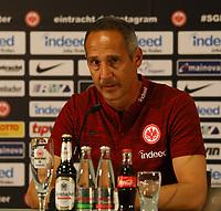 04.07.2018: Eintracht Frankfurt Pressekonferenz