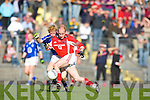 Brendan Quill Kerins O'Rahillys Tim Cronin Rathmore in the Senior Football Championship Round 3 at Austin Stack park, Tralee on Sunday