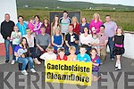 SAMHRADH 2013: On Wednesday evening at Glenderry NS Ballyheigue the Irish speaking and Gaelcholáiste was introuduced at the school at the launch were teachers and pupils.