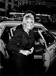 "Lorna Luft  Attending a Screening of "" NEW YORK, NEW YORK "" with a Party at Halston's Apartment in New York City.<br />