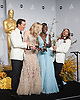 Matthew McConaughey, Cate Blanchett, Lupita Nyong&rsquo;o, and Jared Leto pose with their Oscars<br /> 86TH OSCARS<br /> The Annual Academy Awards at the Dolby Theatre, Hollywood, Los Angeles<br /> Mandatory Photo Credit: &copy;Dias/Newspix International<br /> <br /> **ALL FEES PAYABLE TO: &quot;NEWSPIX INTERNATIONAL&quot;**<br /> <br /> PHOTO CREDIT MANDATORY!!: NEWSPIX INTERNATIONAL(Failure to credit will incur a surcharge of 100% of reproduction fees)<br /> <br /> IMMEDIATE CONFIRMATION OF USAGE REQUIRED:<br /> Newspix International, 31 Chinnery Hill, Bishop's Stortford, ENGLAND CM23 3PS<br /> Tel:+441279 324672  ; Fax: +441279656877<br /> Mobile:  0777568 1153<br /> e-mail: info@newspixinternational.co.uk