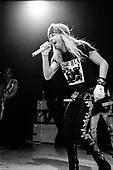 BRET MICHAELS, LIVE, 1991, PAUL JENDRASIAK