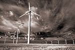 Infrared Windmills