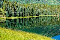 CRESTED BUTTE, COLORADO LAKE