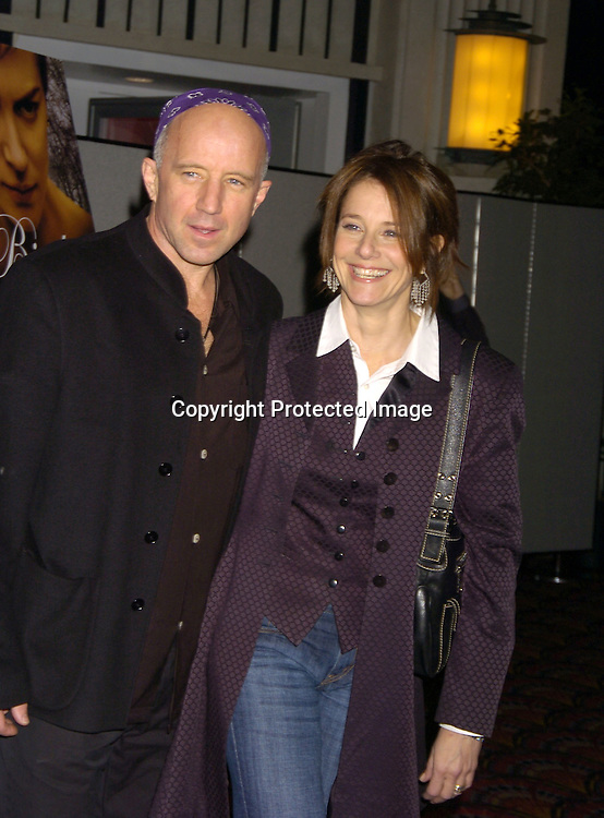 "Arliss Howard and Debra Winger ..at the New York Premier Screening of ""Birth"" starring ..Nicole Kidman, Lauren Bacall and Danny Huston and ..Cameron Bright on October 26, 2004 at the Loews LIncoln Square. ..Photo by Robin Platzer, Twin Images"