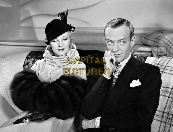 Ginger Rogers, Fred Astaire <br /> in Roberta (1935) <br /> *Filmstill - Editorial Use Only*<br /> CAP/NFS<br /> Image supplied by Capital Pictures