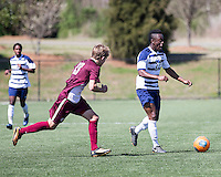 The College of Charleston Cougars played the  Georgia Southern Eagles in The Manchester Cup on April 5, 2014.  The Cougars won 2-0.  Evan Rees (12), Adam Purvis (13)
