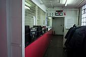 23/06/2000 Blackpool FC Bloomfield Road Ground..west stand, stewards room......© Phill Heywood.