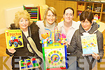 Joan Fleming, Marguerite Egan, Susan O'Mahony and Babs Kelliher at the new Casleisland Resource Centre pre-school who are having an open day this Friday between 10-12noon