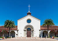 St William Catholic Church, Naples, Florida, USA.