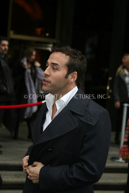 WWW.ACEPIXS.COM ** ** ** ....January 22nd, 2007, New York City. ....Jeremy Piven arrives at Cipriani to attend Cosmopolitan Honors Nick Lachey as Fun Fearless Man of the Year. ....Please byline: Philip Vaughan -- ACEPIXS.COM.. *** ***  ..Ace Pictures, Inc:  ..Philip Vaughan (212) 243-8787 or (646) 769 0430..e-mail: info@acepixs.com..web: http://www.acepixs.com
