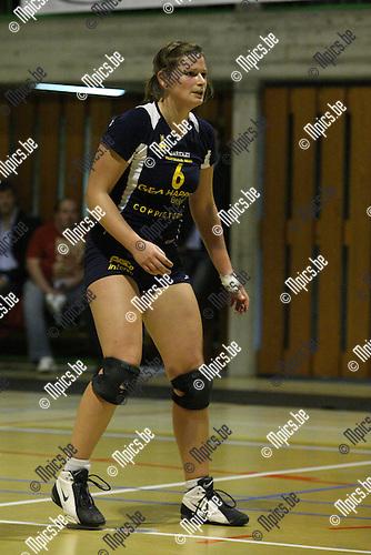 2009-10-17 / Volleybal / seizoen 2009-2010 / Amigos Zoersel / Evy Colman..Foto: mpics