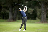 Matthew McLean during Jennian Homes Charles Tour, John Jones Steel Harewood Open, Harewood Golf Course, Christchurch, New Zealand, Thursday 5 October 2017.  Photo: Martin Hunter/www.bwmedia.co.nz