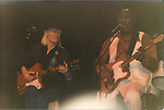 Johnny Winter & Muddy Waters , Live , 1981 , DAVID PLASTIK