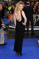 "Dakota Blue Richards arriving for the ""X-Men: Days of Future Past"" UK premiere at the Odeon Leicester Square, London. 12/05/2014 Picture by: Steve Vas / Featureflash"