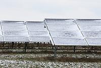 MAR 17 Snow Covered Solar Panels