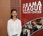 Zhenzhu Ma attends the Central Academy of Drama: Professors Visit The Drama League on September 22, 2017 at the Drama League Center  in New York City.