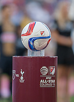 MLS All Stars vs Tottenham Hotspur FC, July 29, 2015
