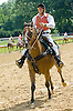 Eric at Delaware Park on 6/13/12