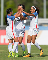 U-17 WNT CONCACAF Qualifying