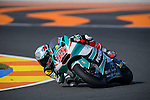 VALENCIA, SPAIN - NOVEMBER 11: Hafizh Ayahrin during Valencia MotoGP 2016 at Ricardo Tormo Circuit on November 11, 2016 in Valencia, Spain